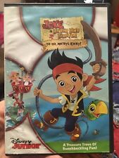 Jake and the Never Land Pirates: Season 1, Vol. 1 (DVD, 2011, 2-Disc Set, DVD/CD