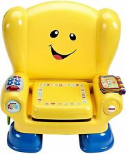 Fisher Price Laugh And Learn Smart Stages Chair Yellow