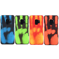 Heat Thermal Colour Changing Phone Case Cover For Huawei Mate 10 20 Pro Lite