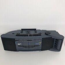 VINTAGE 1980s PHILIPS MOVING SOUND GHETTO BLASTER BOOMBOX AW 7112 / 05S 20W