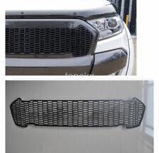 Car Front Grillle Daylight Black +LED Light Grill (Fits: Ford Ranger 2015-2018)
