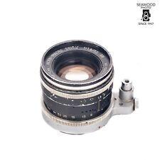 Alpa AR 50mm F/1.8 Kern Macro Switar Lens