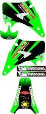 Graphics for 2003-2008 Kawasaki KX250 KX 250 Decals Shrouds Rear fender Sticker