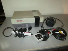 Original Nintendo Console System Completely Working Replaced Pins