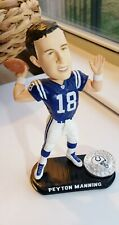 Peyton Manning Indianapolis COLTS Bobble Head Figure Forever Collectibles NFL