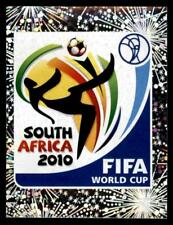Panini World Cup 2010 - Official Emblem No. 4