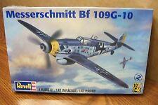 REVELL MESSERSCHMITT Bf 109G-10 1/48 SCALE MODEL KIT