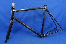 New Parlee Z1 Carbon Road Bike Frame & Fork - 58cm - Made in USA