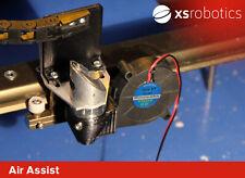K40 Laser Cutter Air Assist Upgrade (ohne Kompressor) 40W CO2