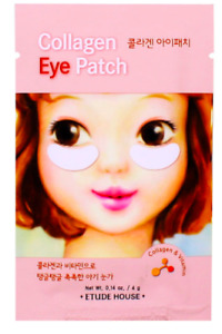 Etude House Collagen Eye Patch 10 pcs + 1 sample US Seller
