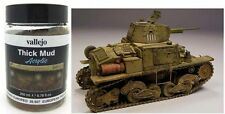 Vallejo Paints & Accessories Vlj-26807 European Thick Mud Weathering Effect