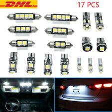 SMD LED Innenraumbeleuchtung komplett Für BMW E90 E91 E92 3er Xenon Weiss Limo