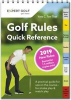 Golf Rules Quick Reference 2019 : The Practical Guide for Use on the Course -...