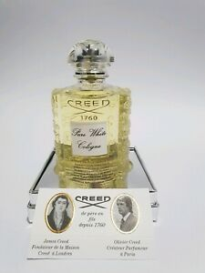 Creed Pure White Cologne 250ml Royal Collection LUXURY SCENT, read discription