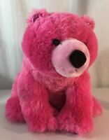"Aurora World Girlz Nation 12"" Plush Pink Polar Bear Stuffed Animal Toy"