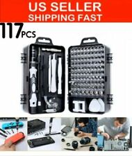 117PC Screwdriver Repair Tool Kit For Lenovo Acer Dell Sony Vaio HP ASUS Laptop