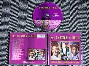 BEST OF ROCK 'N' ROLL - CD