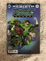 HAL Jordan & the GREEN LANTERN Corps #3b  Rebirth DC Comics) Variant Cover Mint