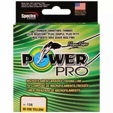 Power Pro 0.23mm 15kg 135m Hi-Vis Yellow