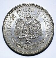 1933 Mexico One 1 Peso - Lot 643
