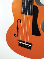 Ukulele Eddy Finn Beachmaster Concert Tangerine Dream Orange