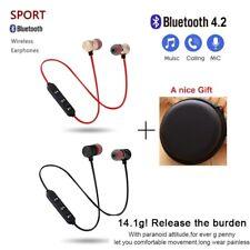 ? Sport Im Ohr Kopfhörer Bluetooth Headset MIC Für Huawei Samsung iPhone Xiaomi?