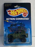 hotwheels action command Tail Gunner 1/64