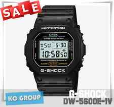 BRAND NEW WITH TAG G-Shock 200 Meter Watch, Chronograph, Resin Strap, DW5600E-1V