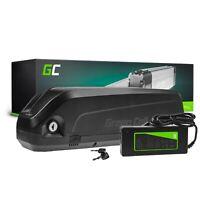 Batterie Vélo Electrique 48V 13Ah Li-Ion E-Bike Down Tube avec Chargeur