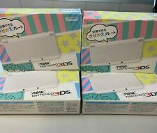 new type Nintendo 3DS console Various colors Accessory complete Used