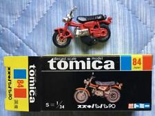 Takara Tomy Tomica Suzuki Vanvan 90 Mini Bike Figure 1/34 Hobby Toy Japan F/S