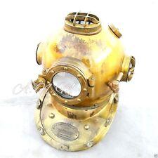 Scuba Divers Diving Helmet Us Navy Mark V Deep Sea Divers