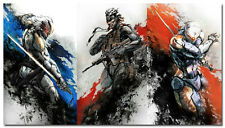 Metal Gear Solid 5 Game Art Silk Poster 13x24 inch 15