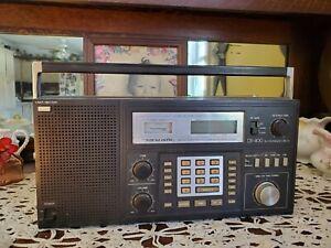 REALISTIC DX-400 AM/FM/ DIRECT ENTRY COMMUNICATION RECEIVER