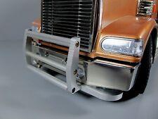 Aluminum Animal Grill Bumper Guard for Tamiya R/C 1/14 Scania Man Knight Hauler