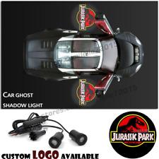Car Door LED Welcome Laser Projector JURASSK PARK Logo Led Ghost Shadow Lights