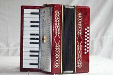 Piano accordion akkordeon MALISH 16 bass