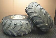 Yamaha Raptor 350 660 700 Warrior 350 AMS Swamp Fox Rear Tires  22x10x9 GS1