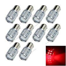 10X Red 1157 BAY15D 12 5630 1 Cree Q5 LED Signal Light Bulb Lamp E030