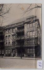 1416, Privat Fotokarte Berlin - Charlottenburg Hausansicht gelaufen 1941 !