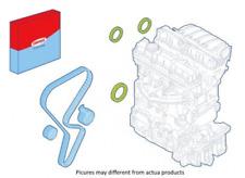 Wellendichtringsatz, Motor für Kurbeltrieb CORTECO 289101