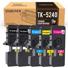 5 Toner TK-5240 für Kyocera ECOSYS M5526CDN P5026CDN P5026CDW M5526CDW TK5240