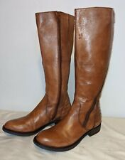 STEVE MADDEN ABBYY Knee-High Leather Boots - Sz 6.5 - Perfect for Spring!