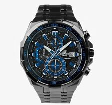 Casio Analog Casual Watch Edifice Chronograph Black Mens Efr-539bk-1a2