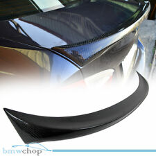 Carbon Fiber BMW 3-series E90 4d Sedan M-tech Trunk Boot Spoiler 330i