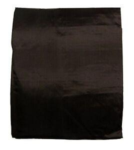 Black 7 ' Foot Rip Resistant Nylon Pool Table Billiard Cover  W Elastic Corners