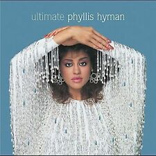 NEW SEALED Ultimate Phyllis Hyman by Phyllis Hyman (CD 2004 BMG Heritage) JZ1359