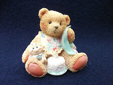 """CHERISHED TEDDIES """"AGE 1"""" c1992 (UP TO 3 TEDDIES CAN BE SENT FOR 1 p&p COST)"""