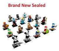 Lego 71024 Disney Series 2 Minifigures SEALED Mickey Elsa Jack Dewey Huey Louie