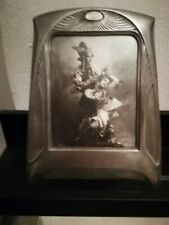 SUPERB ORIVIT ORIGINAL, RARE ART NOUVEAU ,JUGENDSTIL, SECESSIONIST PHOTO FRAME
